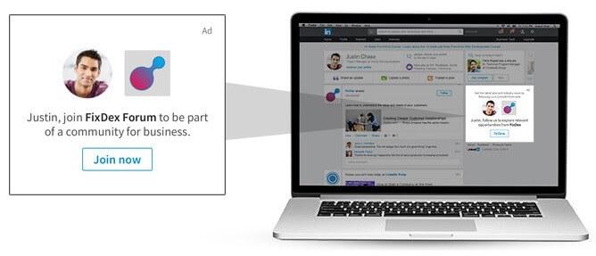 guide-complet-marketing-linkedin-Dynamic Ads