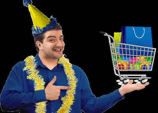 Marjane fête aussi son anniversaire en ligne