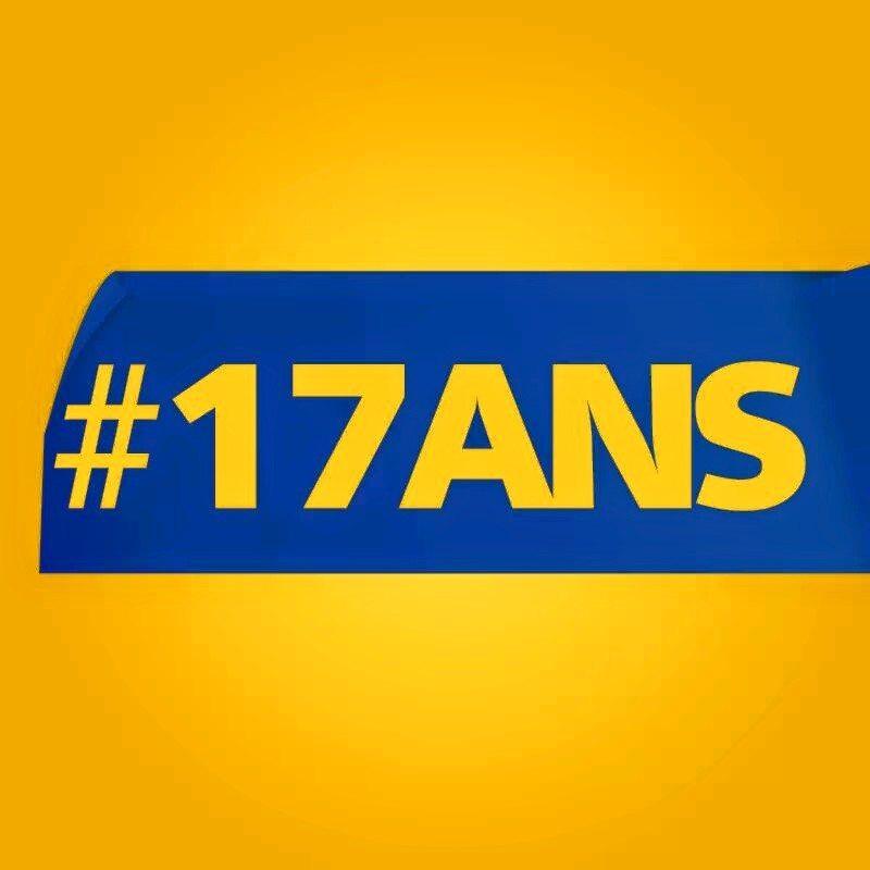 #17ans, le hashtag aux couleurs de l'été