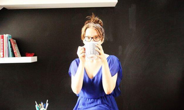 Hélène Pouille, facilitatrice graphique