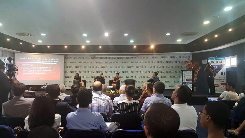 HEM débat du webmarketing au Maroc : Evolution ou révolution ?