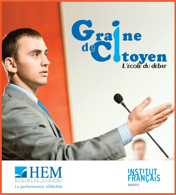 Initiative : HEM lance une compétition de joutes oratoires