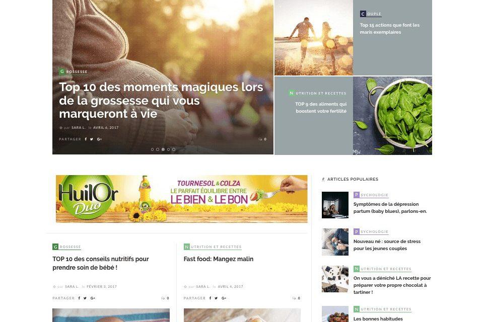SanteVOnline.com, nouveau portail web dédié à la santé et au bien-être au Maroc