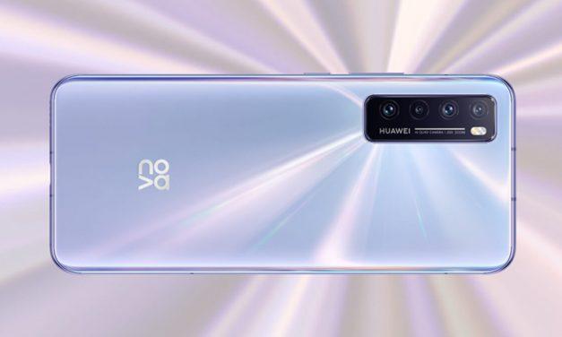 Lancement du Huawei nova 7 5G