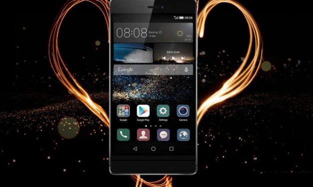 Le HUAWEI P8 remporte le Consumer Smartphone Award de l'EISA