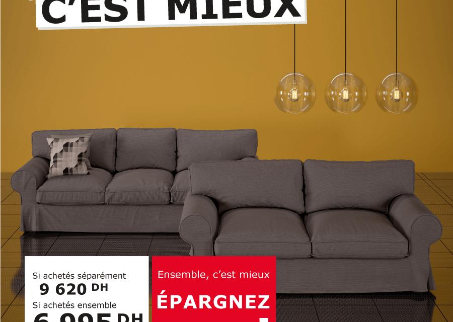 IKEA : Nouvelle signature et nouvelle campagne
