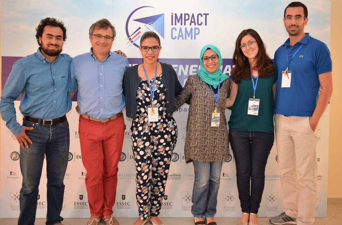 #Entrepreneuriat : Retour sur le premier Impact Camp
