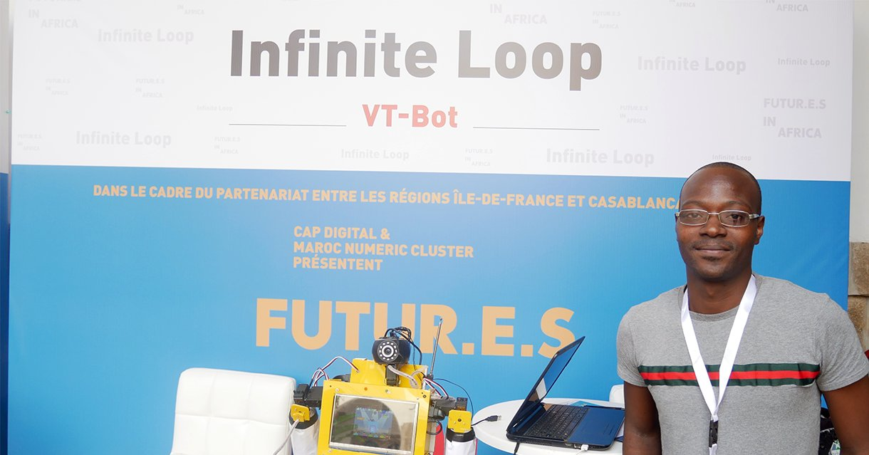 infinite loop-vt bot