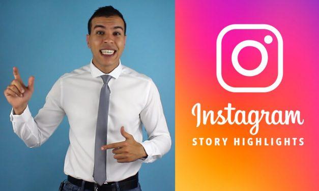 Booster sa visibilité avec la fonction Story Highlights sur Instagram