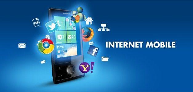 Croissance soutenue de l'Internet mobile au 3ème trimestre 2015