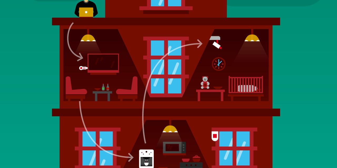 Internet des objets : Les risques de la maison connectée