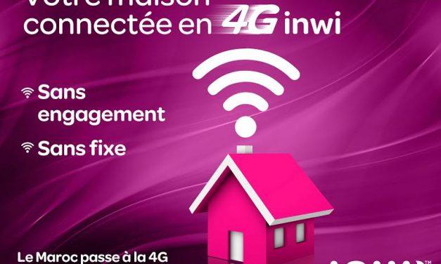 Très haut débit sans engagement : inwi lance i-dar