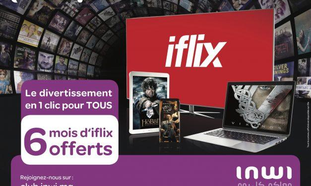 inwi et Iflix, partenaires sur la VoD
