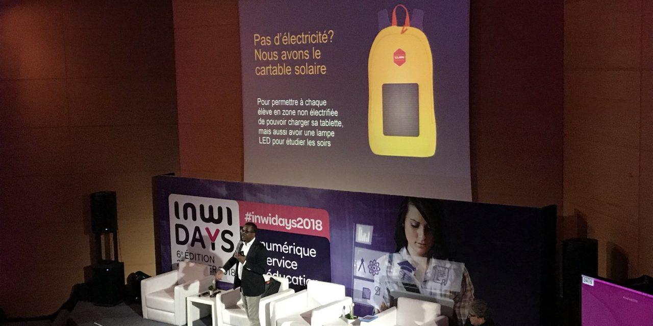 inwi Days 2018 : Le numérique au service de l'éducation
