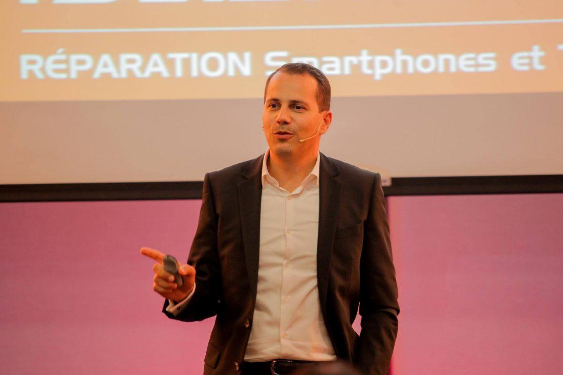 ISLAHATE lance la réparation rapide des smartphones et tablettes