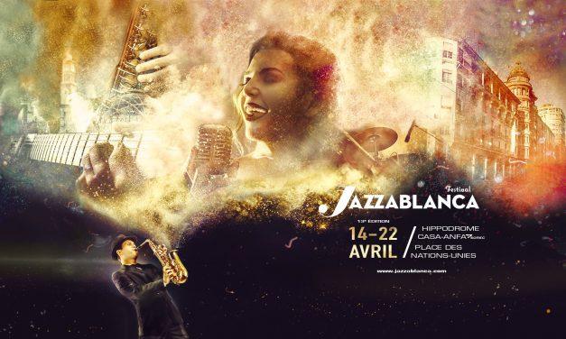 Jazzablanca Festival : 13 ans déjà !