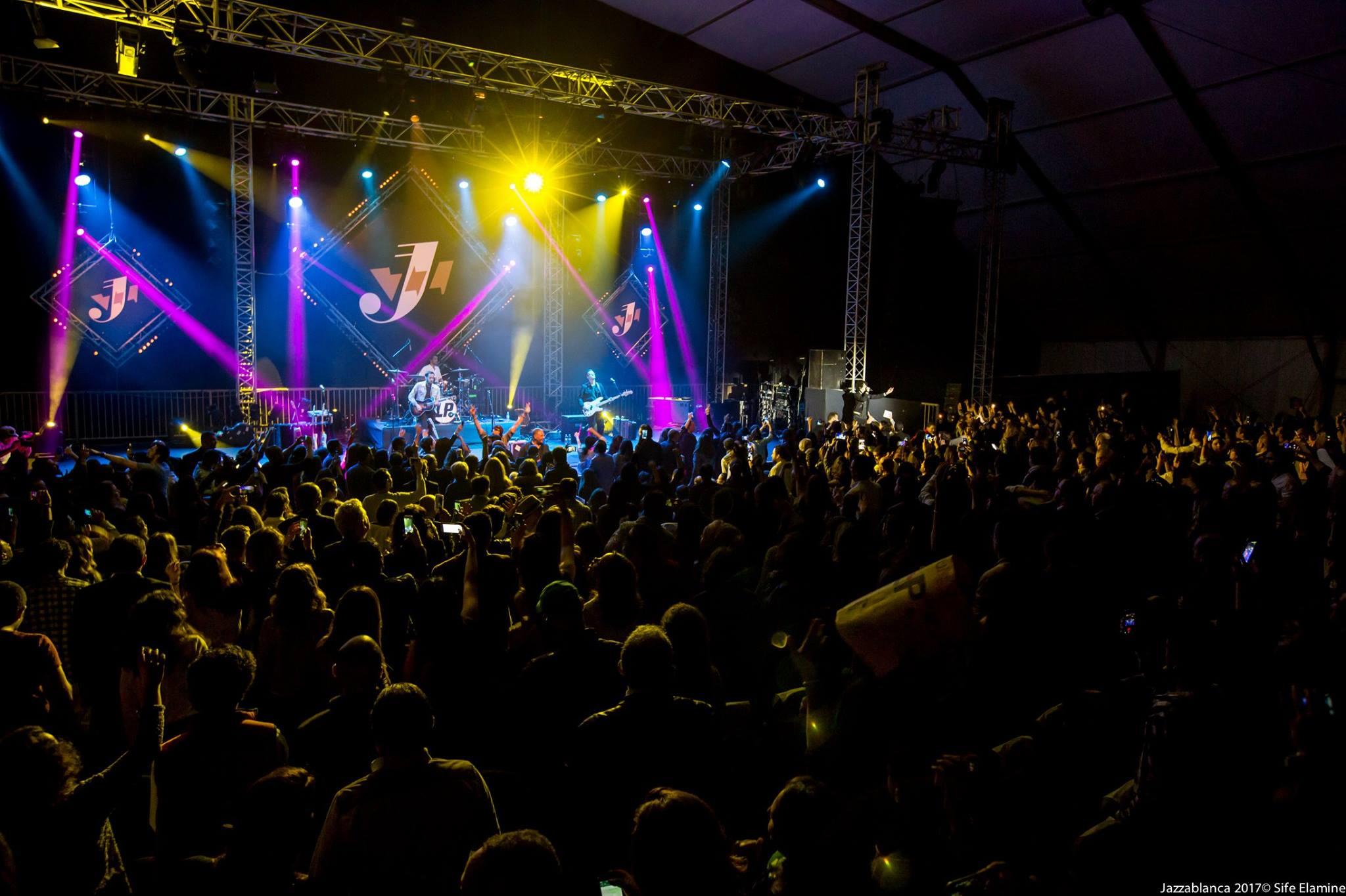 jazzablanca festival scene anfa