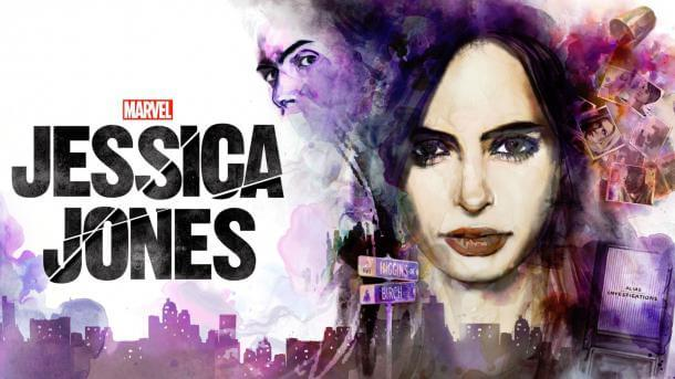 Jessica Jones : They say everybody's born a Hero…