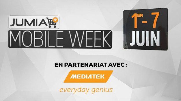 Jumia lance la Mobile Week