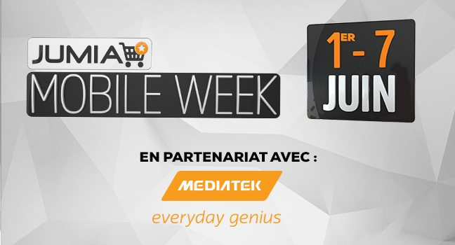 Jumia lance la Mobile Week