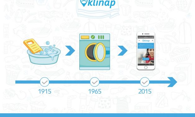 "Klinap : une application ""pressing à la demande"""