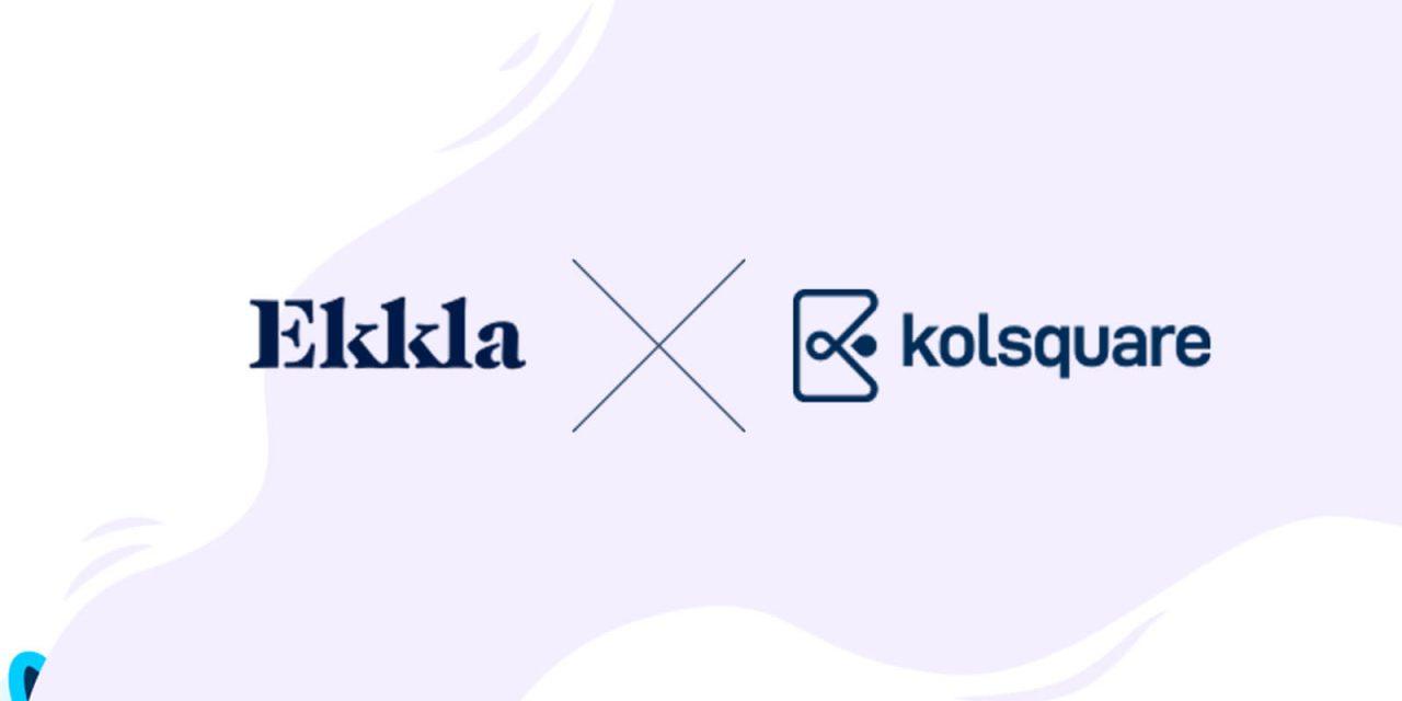 Kolsquare annonce le rachat d'Ekkla