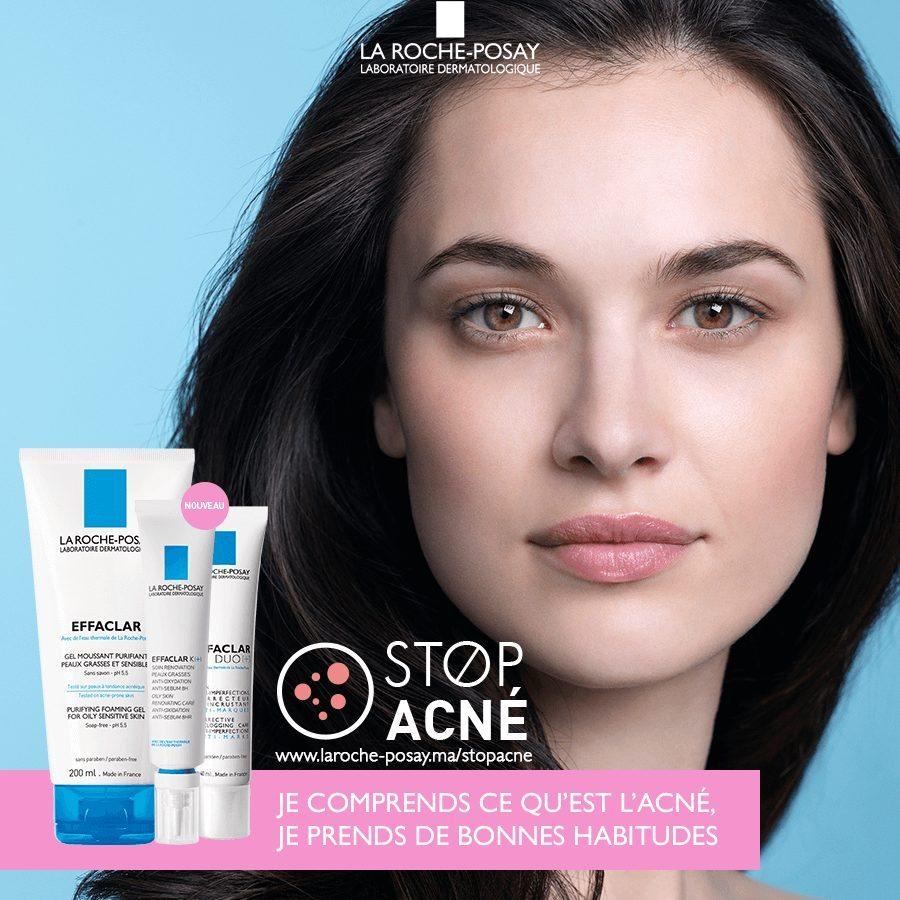 la roche posay stop acne