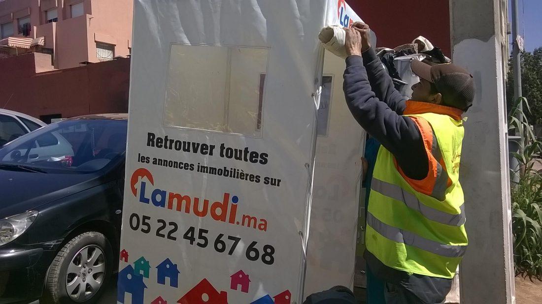 Coup de Com' : Lamudi abrite les gardiens dans Casablanca