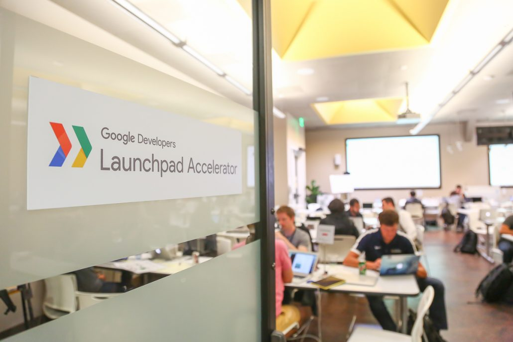launchpad accelerator google