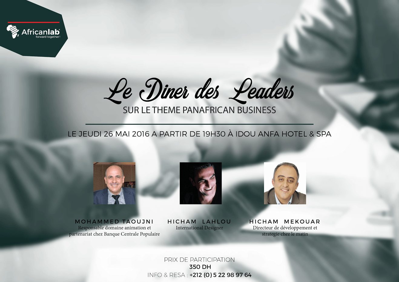 le diner des leaders