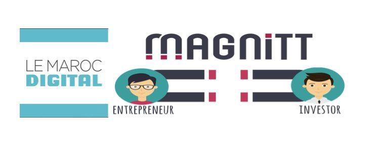 Le Maroc Digital partenaire officiel de MAGNITT