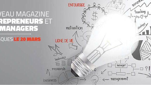Telquel Media lance Leaders, le magazine des entrepreneurs et des managers