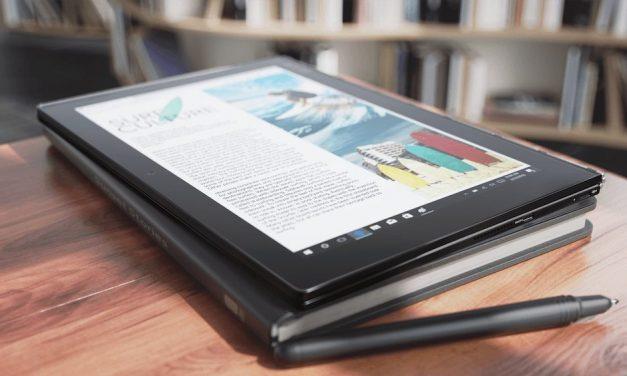Lenovo lance sa nouvelle gamme de produits Yoga