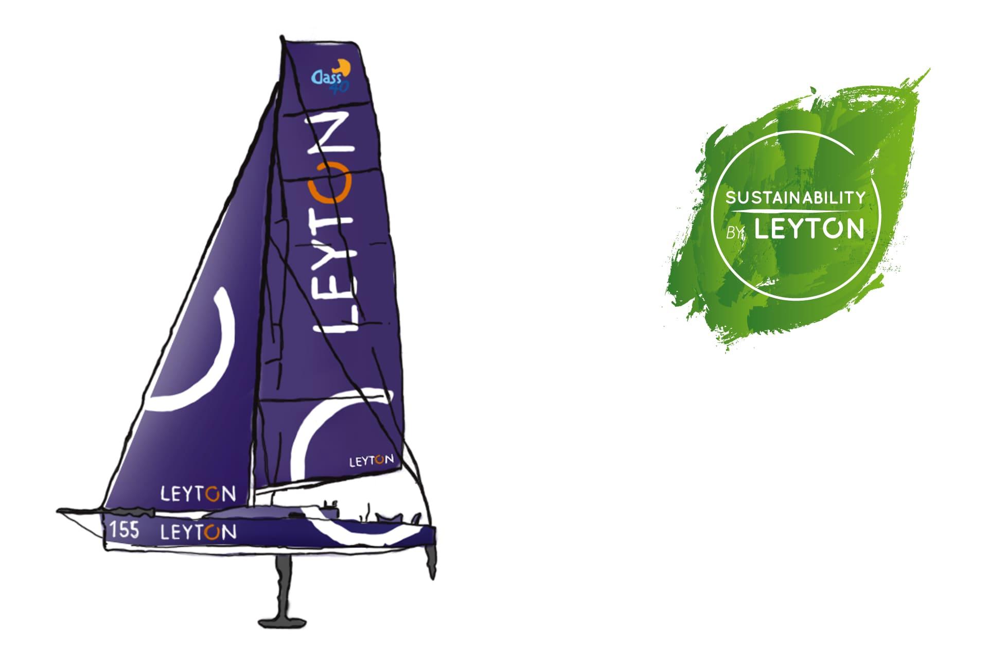 Leyton Maroc équipe le navigateur Arthur Le Vaillant