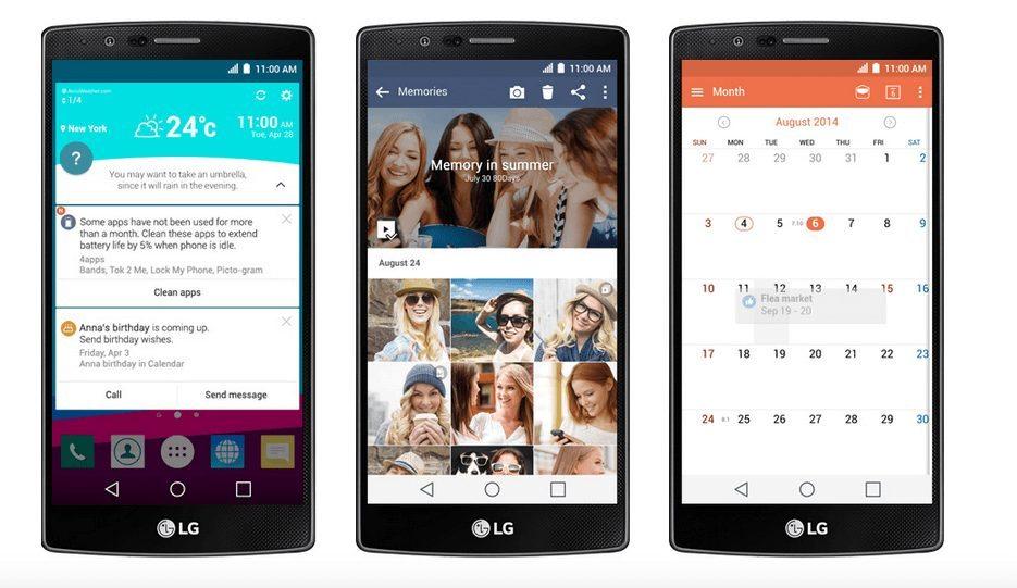 LG lance le G4, un smartphone haute couture