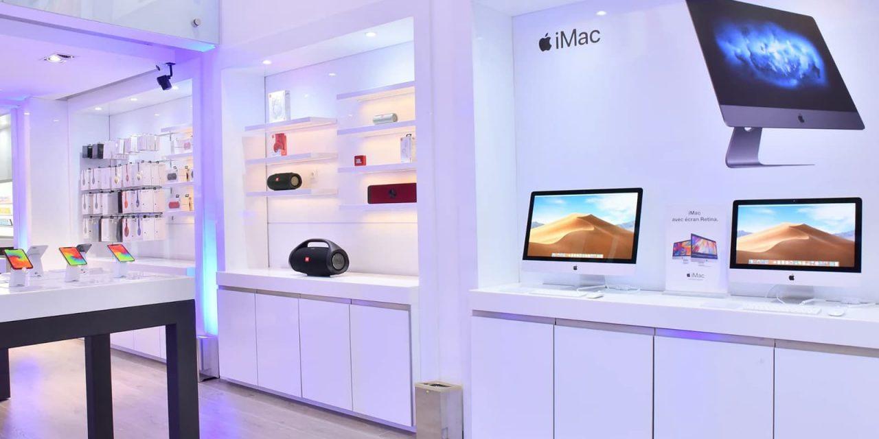 Magimag ouvre un nouveau store Apple