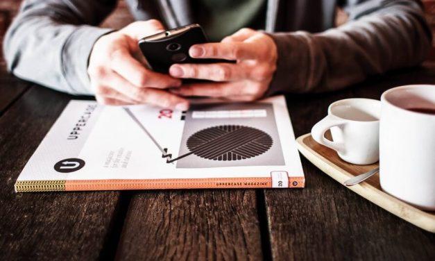 Les hommes 3 fois plus accros à leur smartphone que les femmes !