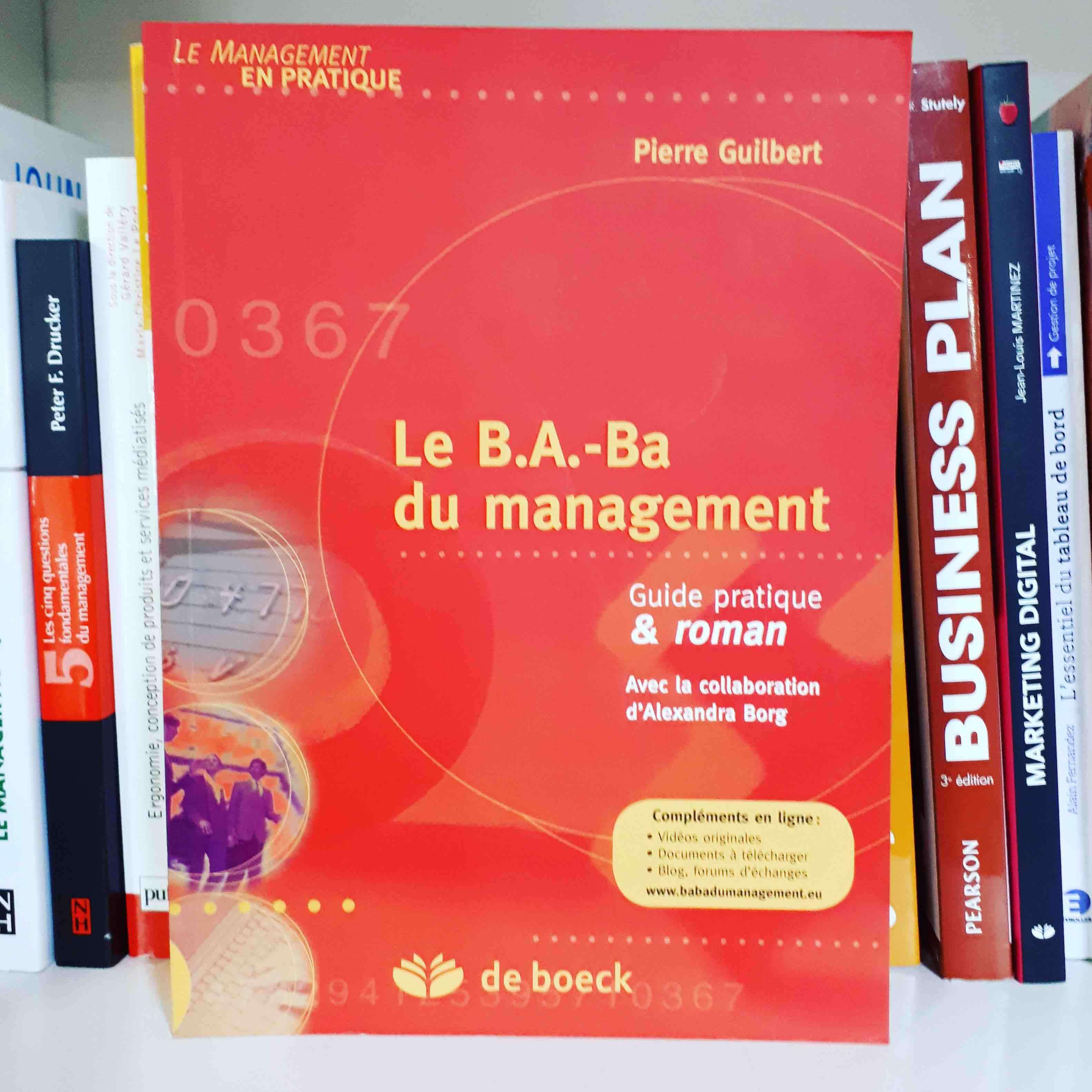 Le B.A.-Ba du management