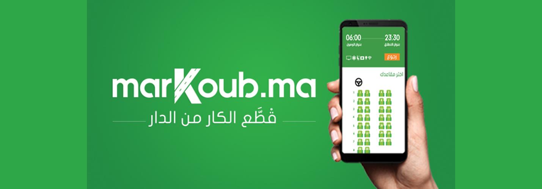 Lancement de marKoub.ma
