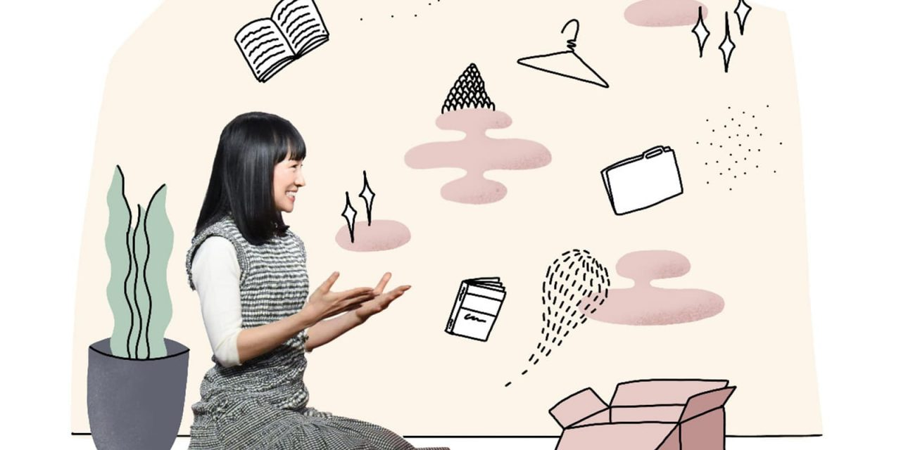 Et si on appliquait « La Magie du Rangement » de Marie Kondo au marketing ?