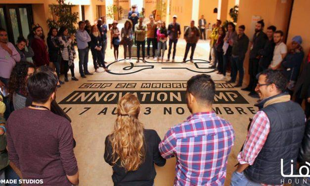Houna organise l'Innovation Camp