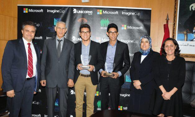 Imagine Cup : Microsoft récompense l'équipe marocaine gagnante de la finale nationale
