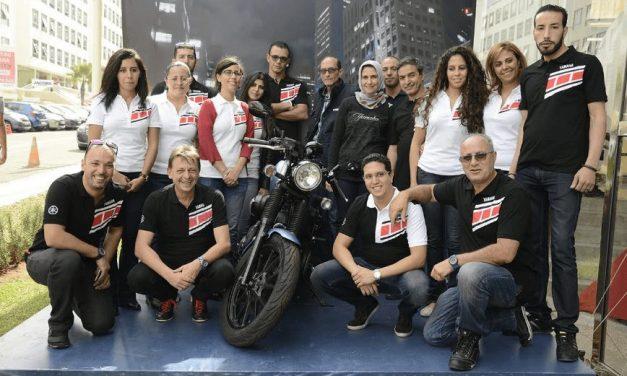 MIFA lance la YAMAHA YZF-R1M sur le marché marocain