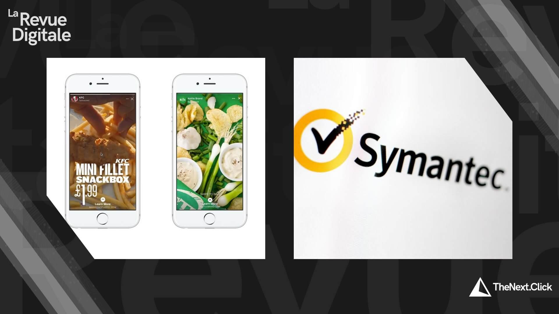 Mobile, Stories et Chrome 70