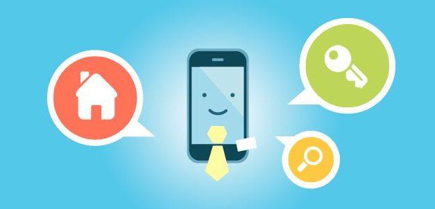 Les téléphones portables sont-ils le futur de l'immobilier en ligne ?