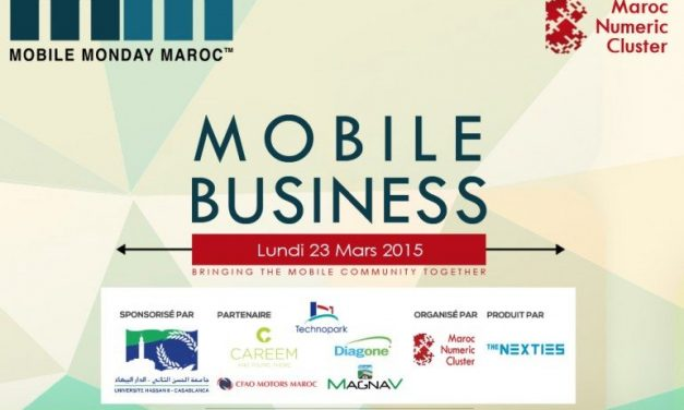 Nouvelle édition du Mobile Monday sur le Mobile Business