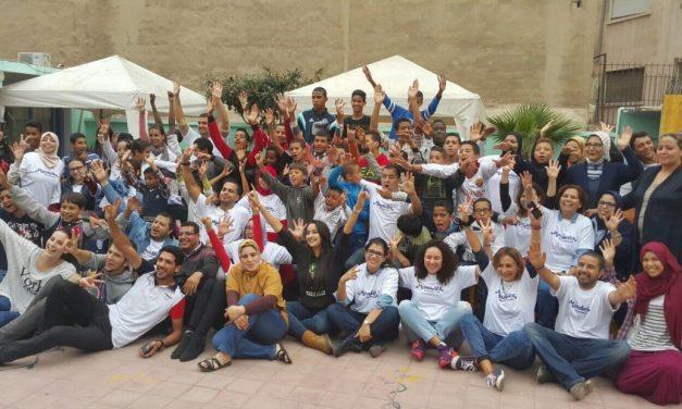 Les collaborateurs de Mondelez Maroc se mobilisent pour les enfants