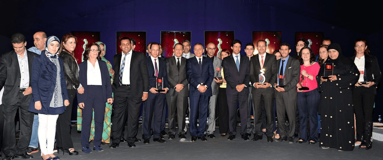 Les sept marques marocaines primées aux Morocco Awards 2015