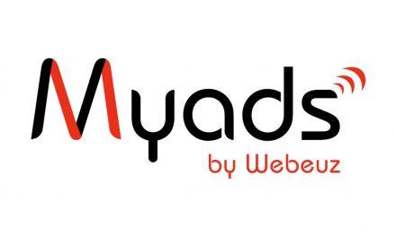 MyAds : l'agence digitale 100% en ligne, by Webeuz
