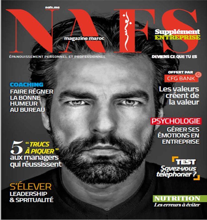 nafs magazine maroc entreprises